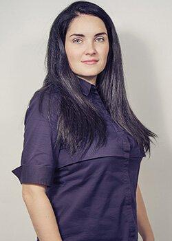 Аня Демченова, стилист-парикмахер