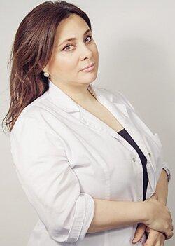 Белла Дигаева, косметолог Высшей Категории