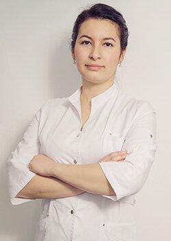 Халилова Залина Амоновна  Асситент стоматолога